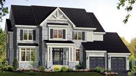 House Plan 52667 Elevation