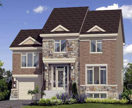 House Plan 52686 Elevation