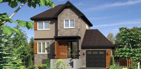 House Plan 52690 Elevation