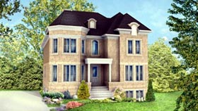 Multi-Family Plan 52760