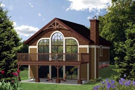 House Plan 52787