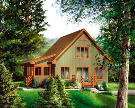 House Plan 52795