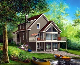House Plan 52804