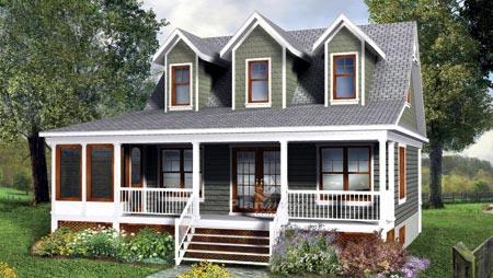 House Plan 52817