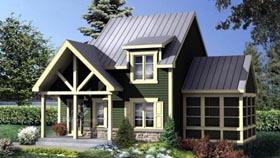 House Plan 52823