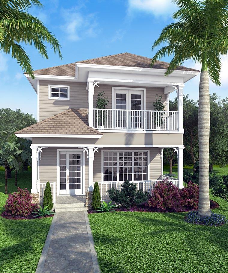Craftsman House Plan 52908 Elevation