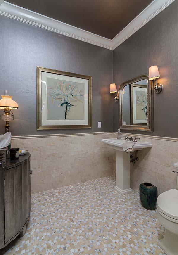 Florida, Mediterranean House Plan 52914 with 3 Beds, 5 Baths, 3 Car Garage Picture 9