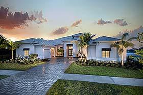 House Plan 52950
