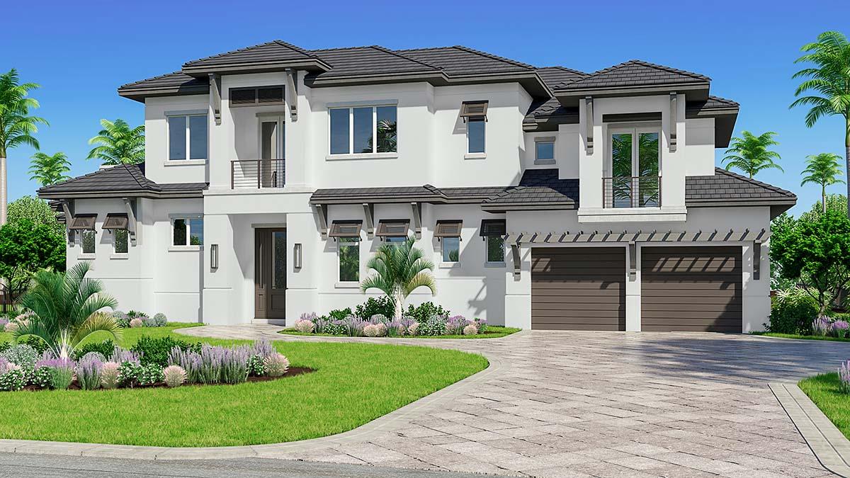 House Plan 52968