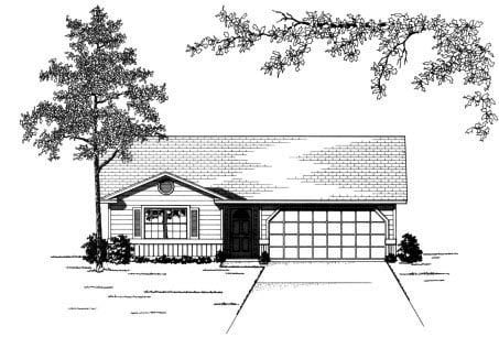 House Plan 53103