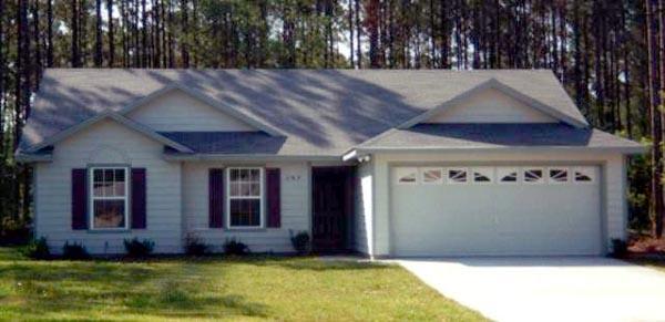 House Plan 53110