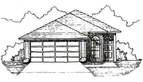 House Plan 53112