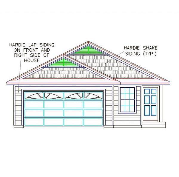 House Plan 53114