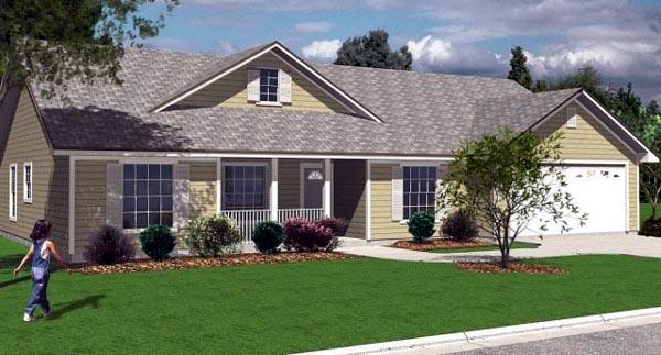 House Plan 53152