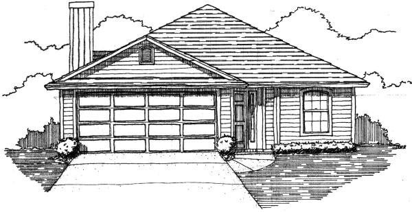 House Plan 53174
