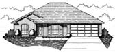 Plan Number 53203 - 1655 Square Feet