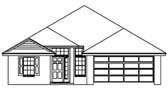 Plan Number 53204 - 1668 Square Feet