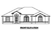 Plan Number 53206 - 1672 Square Feet