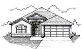 Plan Number 53207 - 1674 Square Feet
