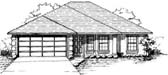 Plan Number 53216 - 1704 Square Feet