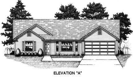 House Plan 53227