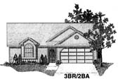 Plan Number 53261 - 1842 Square Feet
