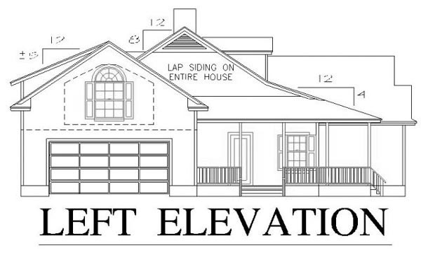 N Home Elevation Quote : House plan at familyhomeplans