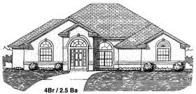 Plan Number 53342 - 2041 Square Feet