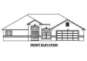 Plan Number 53364 - 2102 Square Feet