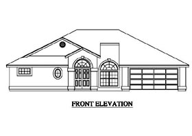 Plan Number 53371 - 2128 Square Feet
