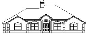 House Plan 53464