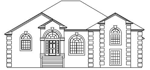House Plan 53514