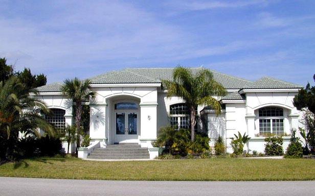 House Plan 53543 Elevation