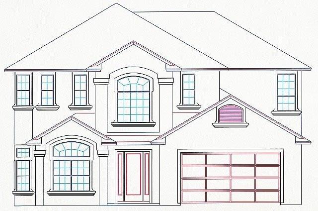 House Plan 53545