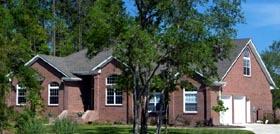 House Plan 53551 Elevation