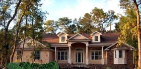 House Plan 53554 Elevation