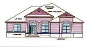 Plan Number 53565 - 3830 Square Feet