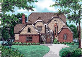 House Plan 53701