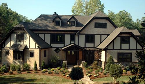 Craftsman House Plan 53714 Elevation