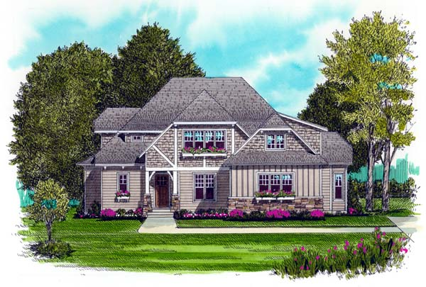 House Plan 53720