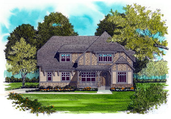 House Plan 53724