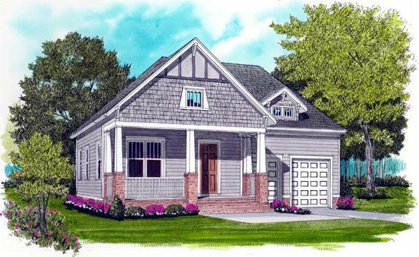 House Plan 53753