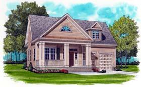 House Plan 53754