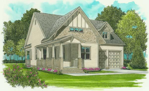House Plan 53758