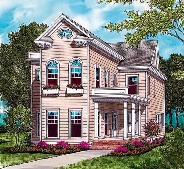 House Plan 53795