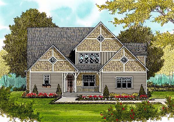 House Plan 53805