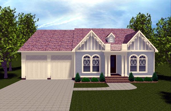 House Plan 53833