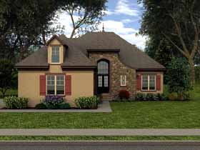House Plan 53839