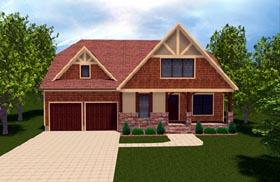 House Plan 53846