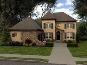 House Plan 53848